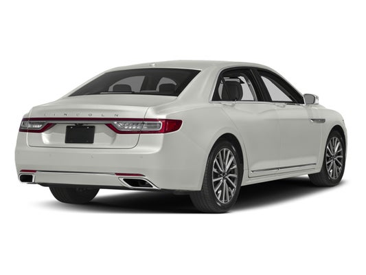 2017 Lincoln Continental Reserve In Yukon Ok Joe Cooper Ford Of