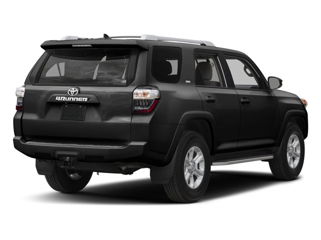 2017 Toyota 4runner Sr5 In Yukon Ok Joe Cooper Ford Of