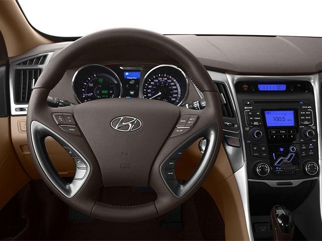 2013 Hyundai Sonata Hybrid Limited In Yukon, OK   Joe Cooper Ford Of Yukon