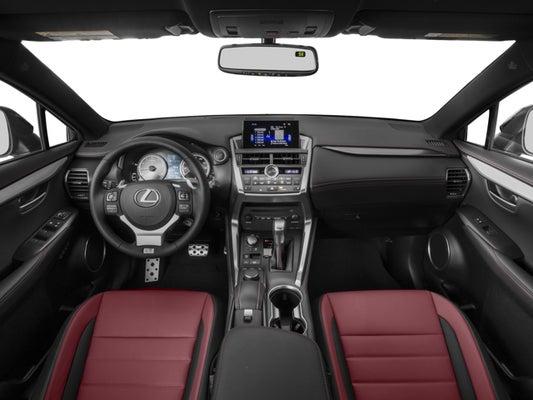 2017 Lexus Nx 200t F Sport In Yukon Ok Joe Cooper Ford Of