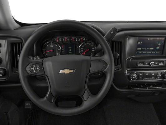 2018 Chevy Silverado >> 2018 Chevrolet Silverado 1500 Custom In Yukon Ok Oklahoma City