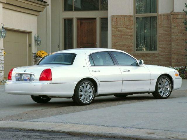 2004 Lincoln Town Car Signature In Yukon Ok Oklahoma City Lincoln