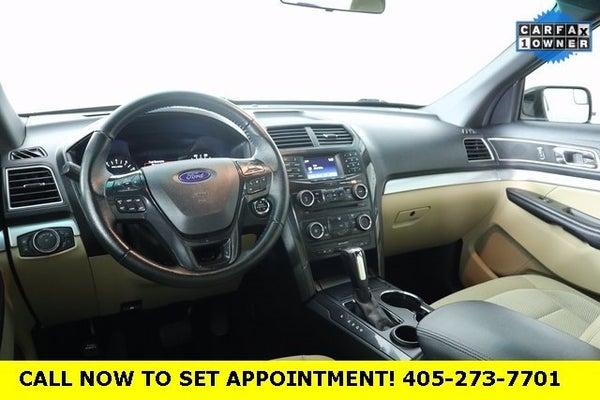 Joe Cooper Ford Shawnee >> 2017 Ford Explorer Xlt